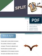 Stock Spilt (1)