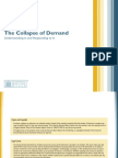 The Collapse of Demand 2.2
