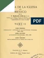 Cuevas, Mariano - Historia de La Iglesia en Mexico 02