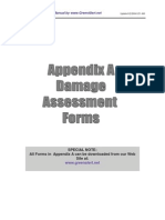 Damage Assessment Forms