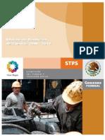 Sexto Informe STPS