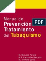 Manual Prevencion Tratamiento Tabaquismo