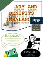 Salary and Benefits Imbalances