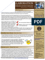 Bonham & Kines Missions Newsletter - September 2012