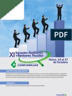 XI Encuentro Auditores y Revisores Fiscales