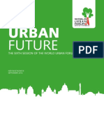 World Urban Forum 6 Programme