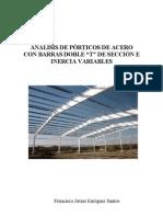 Portico Seccion Variable