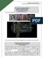 170. FILOSOFIA MEDIEVAL + CUESTIONES INICIALES