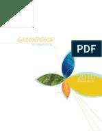 Greenpeace Annual Report