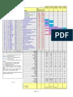 Audit Schedule Example