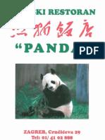 Panda Cjenik