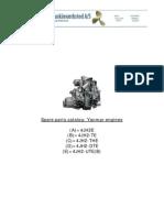 yanmar | Axle | Bearing (Mechanical)