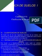 Clasificación de los suelos