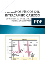 PRINCIPIOS FÍSICOS DEL INTERCAMBIO GASEOSO (39)