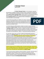 Gênero Textual e Tipologia Textual (httpwww.algosobre.com.brgramaticagenero-textual-e-tipologia-textual.html)