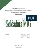 Soldadura MIG Exposicion 2
