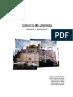 Historia de La Arquitectura 2. Catedral de Granada