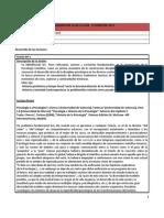 Psicologia General - Clase a Clase Terapia Ocupacional