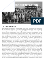 2012 SMFA Disorientation Guide - Web Version