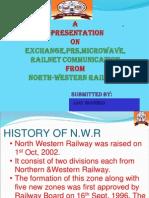 Railnet Communication