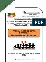 (3) Esquemas Pca y Ud Primaria - Pela Ancash- 2011