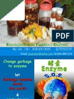Garbage Enzyme Talk New