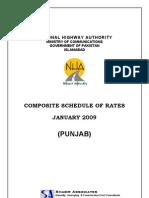 Csr Rate's Punjab 09