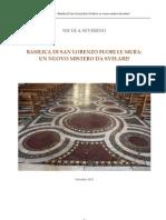 Basilica Di San Lorenzo Fuori Le Mura Un Nuovo Mistero Da Svelare