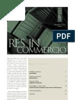 Res in Commercio 08/2012