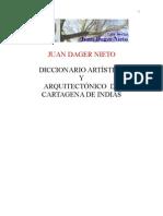 Diccionario Arquitectonico de Cartagena de Indias