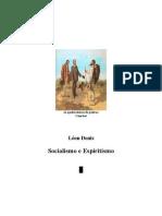 Léon Denis - Socialismo e Espiritismo