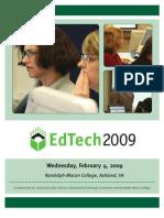 EdTech09 Program