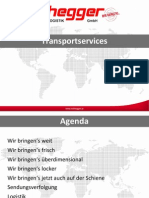 Transport Services - Nothegger Transport Logistik GmbH