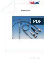 Thermocouples and Sensors