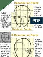 Desenho Do Rosto