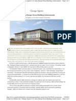 USACE, International LEED & Passivhaus
