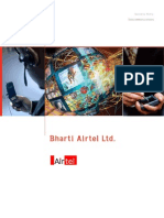 Bharti Airtel Success Story