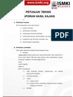 Petunjuk Teknis Kajian Skn - Kastrat Ismki Wilayah 4