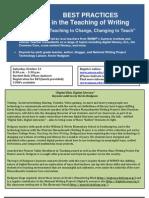 WMWP Best Practices 2012 Program