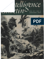 Intelligence Bulletin ~ Jan 1945