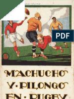 Machucho y Pilongo en Rugby