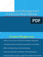 Interventional Management of Valvular Disease