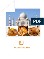 Mughal Recipes - eBook