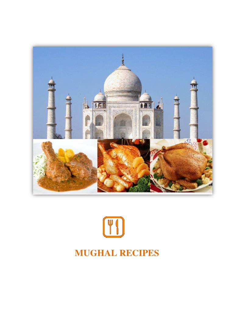 Mughal recipes ebook desi cuisine curry forumfinder Image collections
