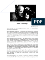 Peter Lindbergh Photographic Practice