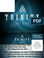 Sunday Seminary - TRINITY - 09022012