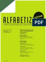 AlfabetizzAzione2012