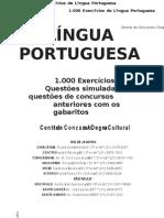 2879116 1000 Testes de Portugues Para Concursos