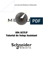 Manual Ion Setup Assistant Port