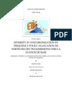 Annual Report PhD